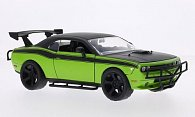 Dodge Challenger SRT8 Tuning