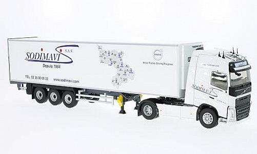 Volvo FH 4 Semi
