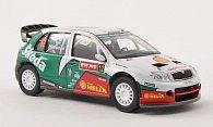 Skoda Fabia WRC EVO II
