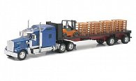 Kenworth W900 Flatbed