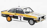 Ford Escort MKII RS 1800 tarmac