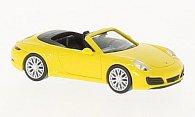 Porsche 911 (991) Carrera 4S Cabrio