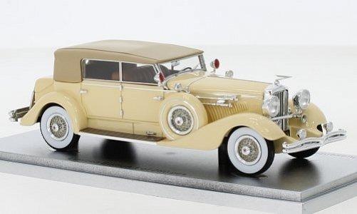 Duesenberg Model J Convertible Berline by Murphy
