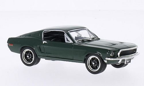 FORD MUSTANG 1968 GT 2+2 FASTBACK 1//43 LUCKY DIE CAST