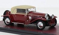 Bugatti Type 46 Faux Cabriolet