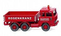 Magirus Schwerlast-Zugmaschine
