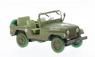 Jeep Willys Armee Jeep M-38A1
