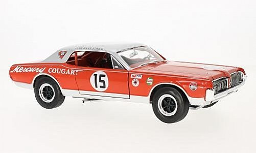 Mercury Cougar Racing