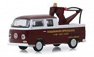 VW T2 DoKa Abschleppwagen