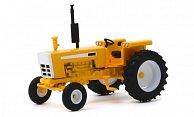 Traktor offen