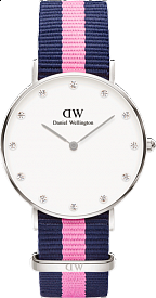 Daniel Wellington 0962DW Classy Winchester Silver 34mm