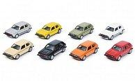 VW 8er-Set: Golf I