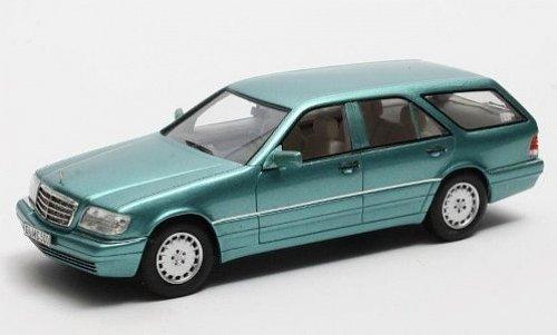 Mercedes S500 T-Modell Binz Cadform (S140) Prototyp