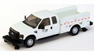 Ford F-350 XLT Super Cab Hi Rail Utility Truck