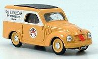Fiat 500C Furgoncino