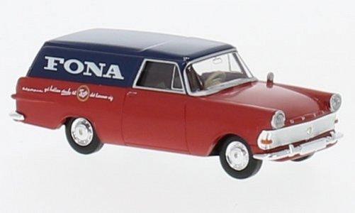 Opel Rekord P2 Kasten