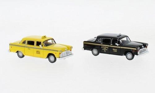 Set Start Set Checker-Cab in den USA