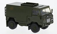 Land Rover Forward Control Signals
