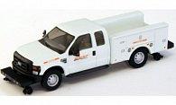 Ford F-350 XLT Super Cab Utility Hi-Rail Truck