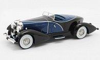 Duesenberg J SWB French True Speedster by Figoni