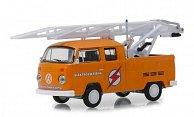 VW T2 DoKa Leiterwagen