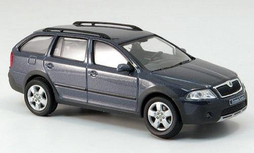 model auta skoda octavia combi scout 1 43. Black Bedroom Furniture Sets. Home Design Ideas