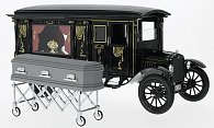 Ford Model T Hearse
