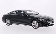 Mercedes S63 AMG Coupe