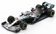 Mercedes AMG F1 W11 EQ Performance