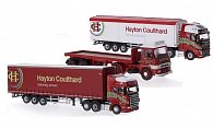 Set 3er-Set: Hayton Coulthard 100th Anniversary