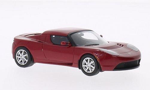 model auta tesla roadster 1 43. Black Bedroom Furniture Sets. Home Design Ideas