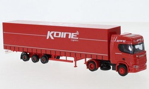 Scania SR/Aerop.