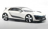 VW Golf GTE Sport Concept