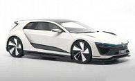 VW Golf GTE Sport Concept