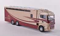 Scania 420 HL Horsebox