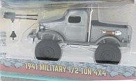 Military 1/2 Ton 4 x 4