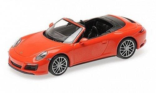 Porsche 911 (991.2) Carrera 4S Cabriolet
