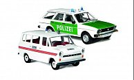 Ford + VW 2er Set: Transit und Passat Variant
