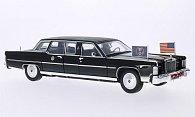 Lincoln Continental Reagan Car