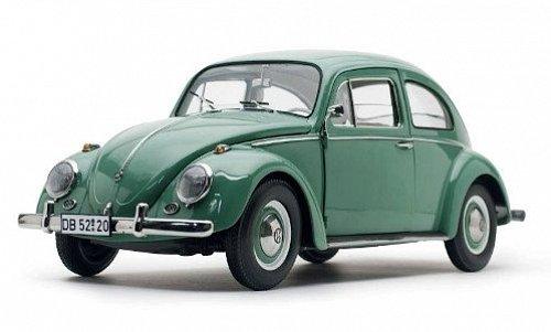 VW Beetle Saloon