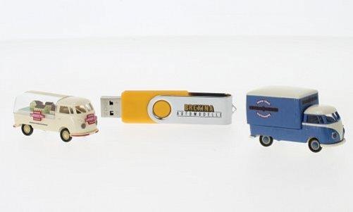 VW 2er-Set: 2000 T1 Bulli