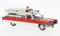 Cadillac S & S Ambulance