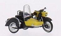 MZ 250/2 mit Beiwagen