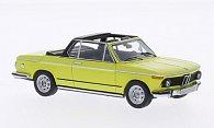 BMW 2002 (E10) Baur Cabriolet