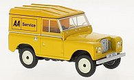 Land Rover Series III SWB Hard Top