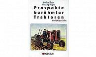 Buch Prospekte beruhmter Traktoren der funfziger Jahre