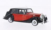 Rolls Royce Silver Wraith Royal