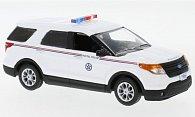 Ford Interceptor Utility USPS Postal Police