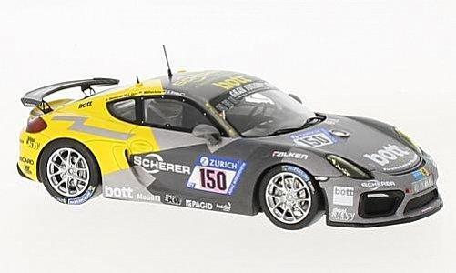 Porsche Cayman (981) GT4 CS