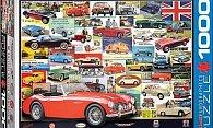 Puzzle 1000 Teile: British Motor Heritage